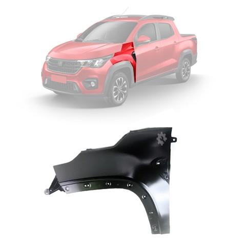 Paralama Dianteiro Esquerdo Fiat Nova Strada 2020 Original