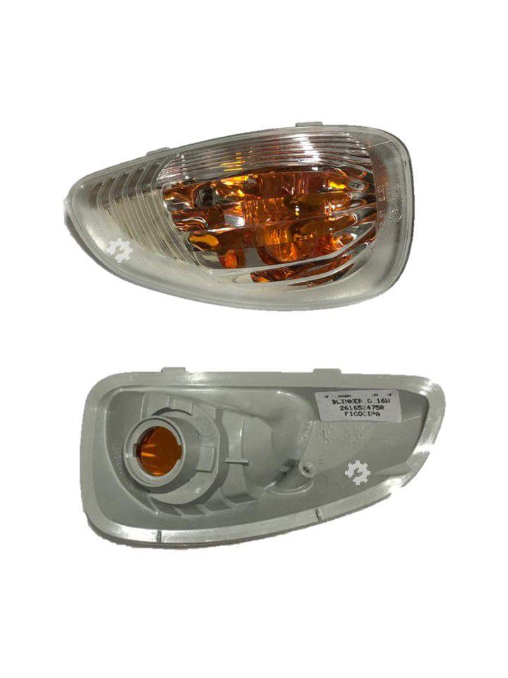 Pisca Retrovisor Esquerdo Renault Master 2.3 16v Original