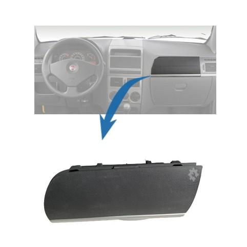 Porta Luvas Superior Fiat Palio Idea Siena Strada Original