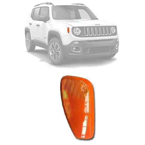 Refletor Dianteiro Direito Jeep Renegade 2015 2020 Original
