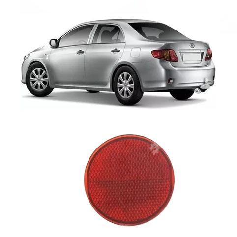 Refletor Parachoque Traseiro Corolla 2009 2010 2011