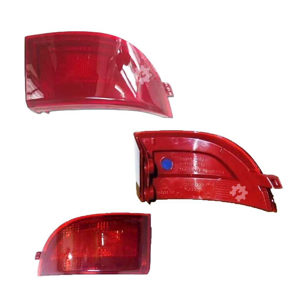 Refletor Parachoque Traseiro Esquerdo Strada 2014 2015 2016 Original
