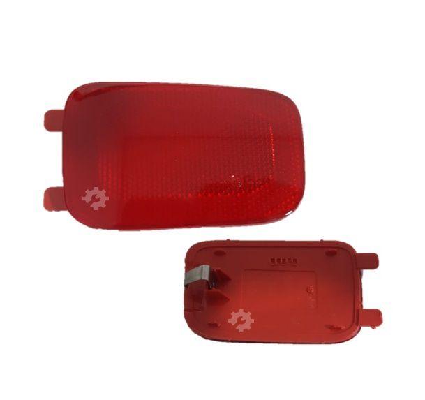Refletor Parachoque Traseiro Esquerdo Uno 10 11 13 Original