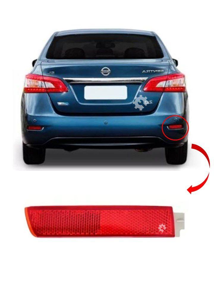 Refletor Traseiro Direito Nissan Sentra 2012 2016 Original
