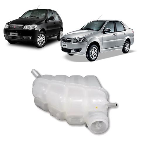 Reservatório Agua Radiador Fiat Palio Siena 1996 2000 2002