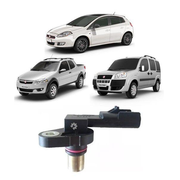 Sensor Fases Palio Punto Strada Doblo Bravo 1.6 1.8 Original