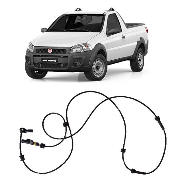 Sensor Freio Traseiro Direito Fiat Strada 2013 2015 2017 2020