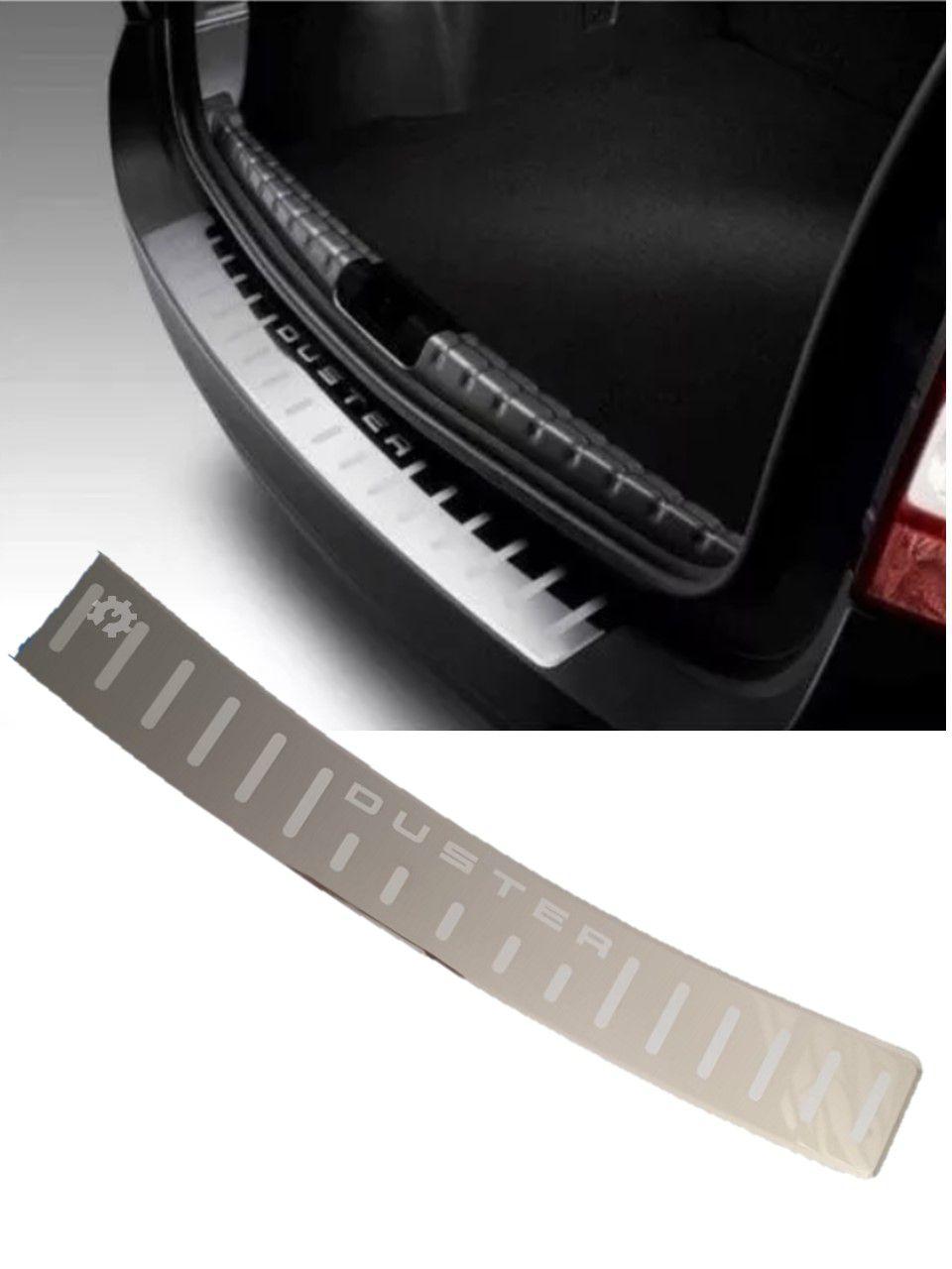 Soleira Para-choque Porta Malas Traseira Duster Original