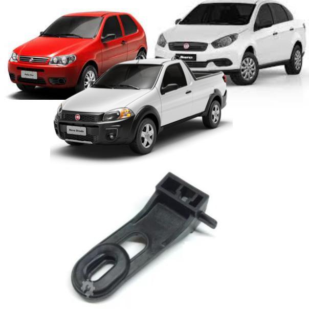 Suporte Fixação Radiador Fiat Palio Siena Strada