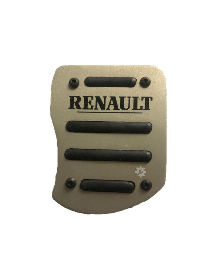Suporte Pedaleira Acelerador Freio Embreagem Renault Original