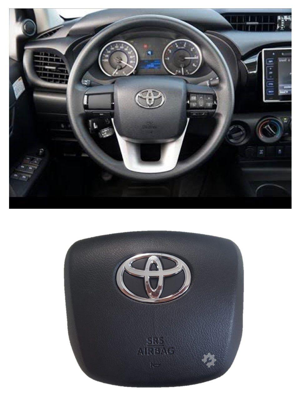 Tampa Buzina Toyota Hilux Sw4 2016 2017 2018