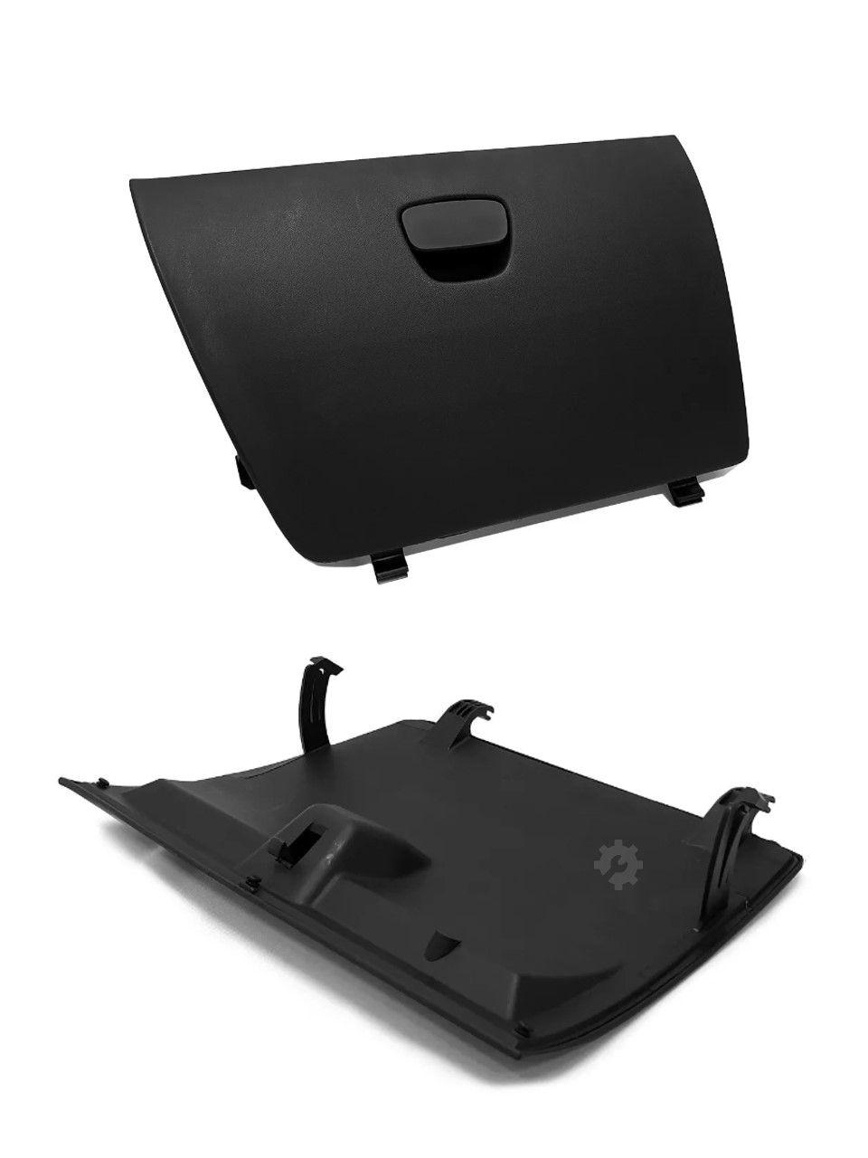 Tampa Porta Luvas Cinza Escuro Fiat Idea Attractive 2014 Original
