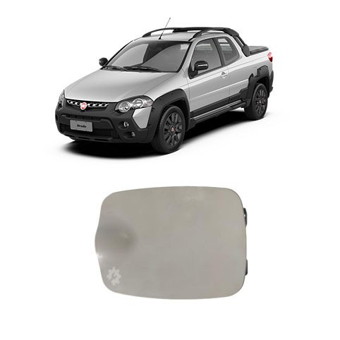 Portinhola Tanque Combustível Fiat Strada 1996 2017 Original