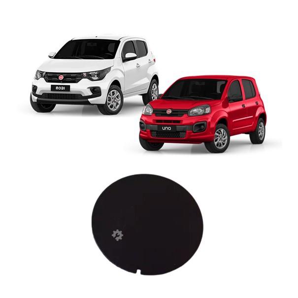 Tampão Console Central Fiat Mobi Novo Uno 2016 2020 Original