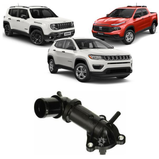 Válvula Termostática Jeep Renegade Compass Toro 2015 2021