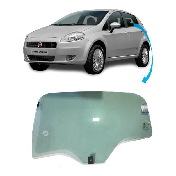 Vidro Traseiro Esquerdo Fiat Punto 2008 2012 2017 Original