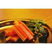 Cenoura no Vapor