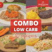 Combo refeição lowcarb
