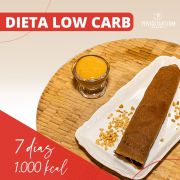 Dieta low carb (7 dias)