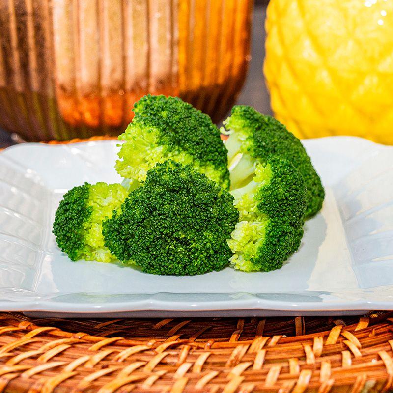 Brócolis no vapor