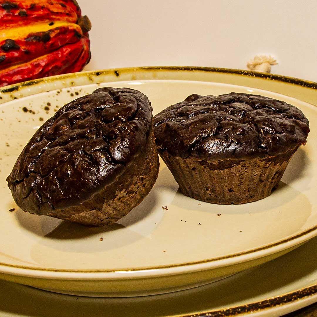 Brownie de Cacau