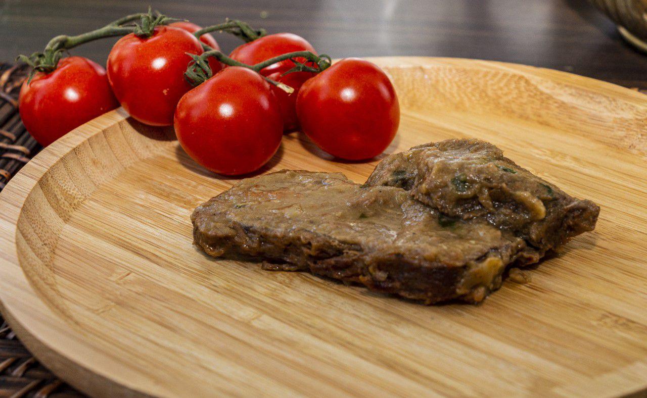 Carne assada ao molho especial