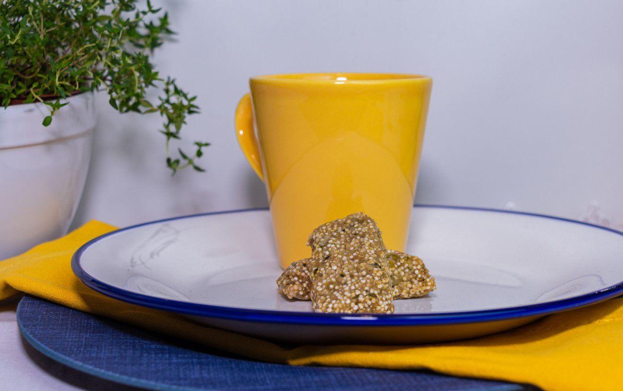 Croquete Picante de Quinoa