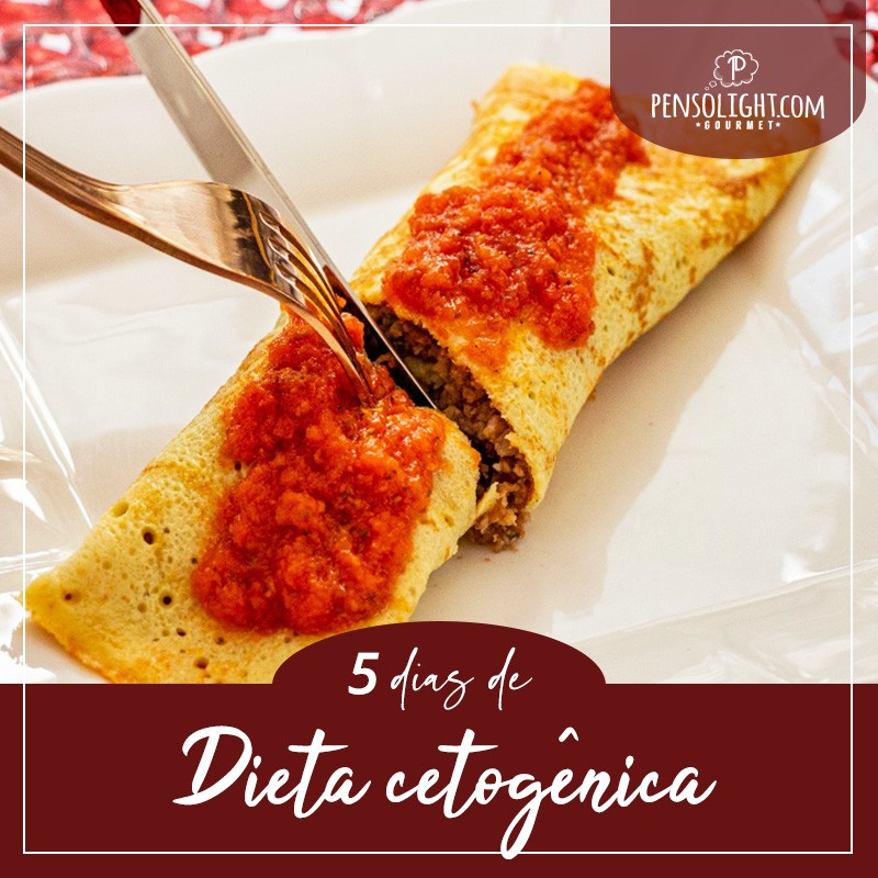 Dieta cetogênica (5 dias)