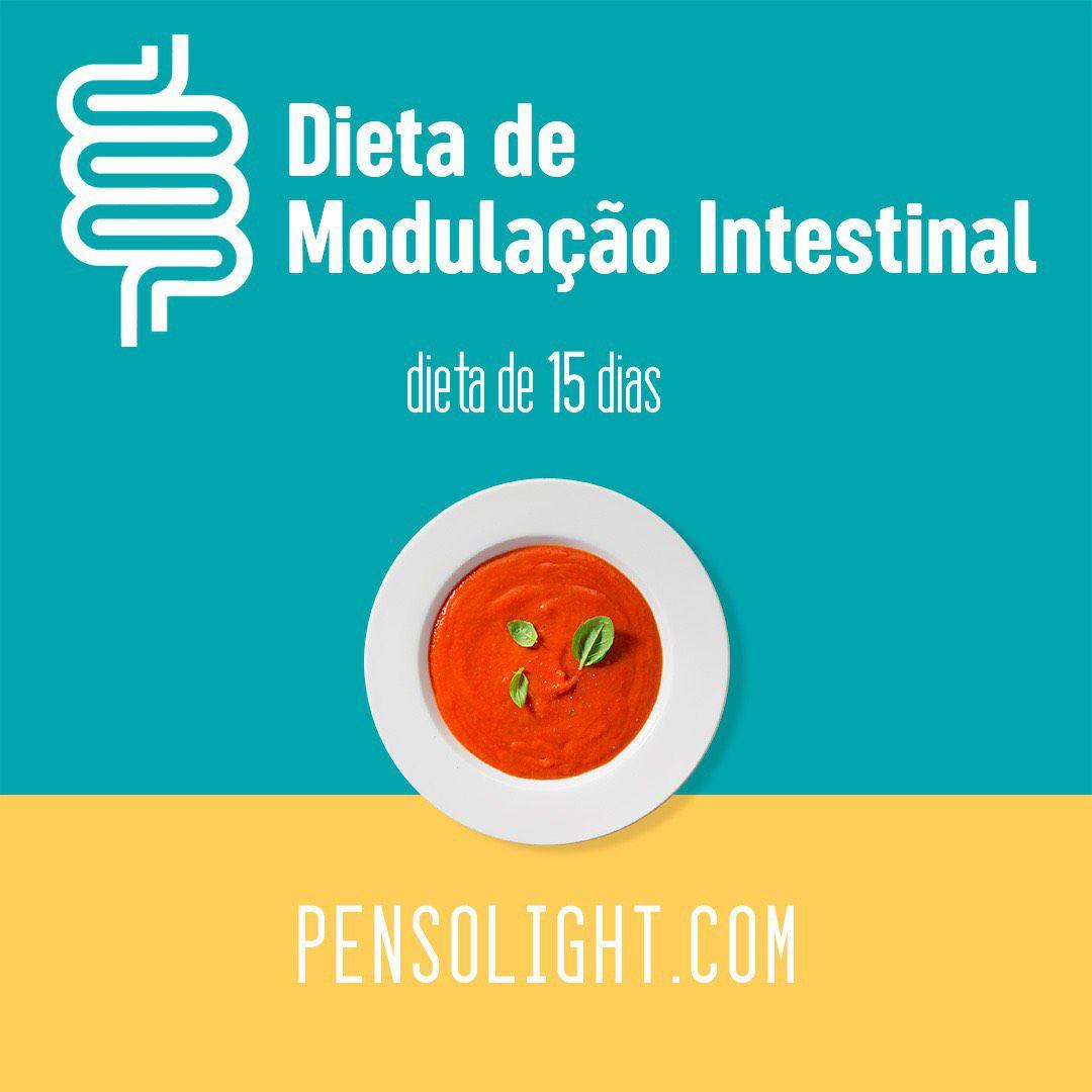 Dieta Modulação Intestinal