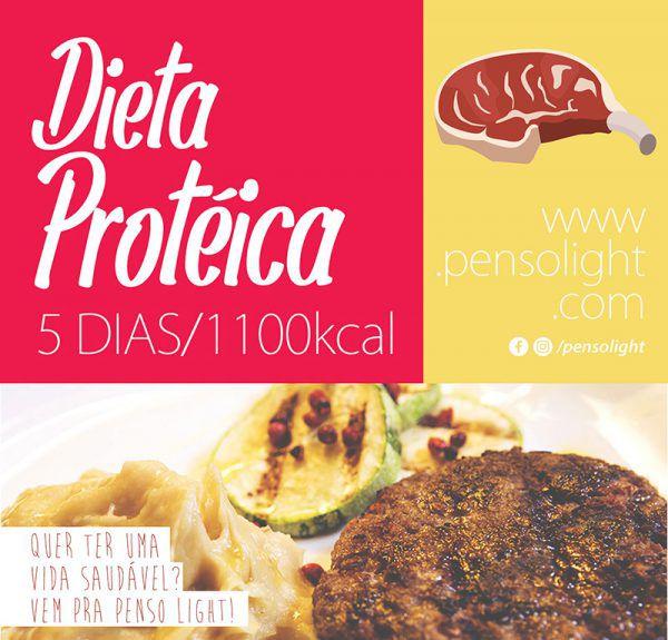 Dieta Proteica 5 Dias