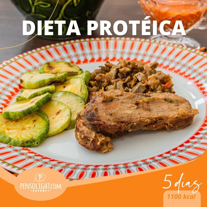 Dieta proteica (5 dias)