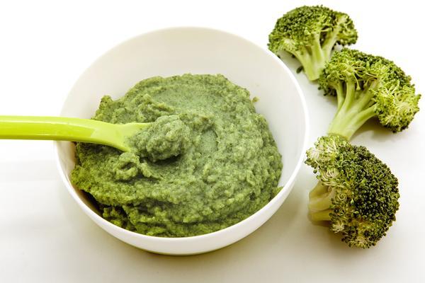 Purê de Brócolis