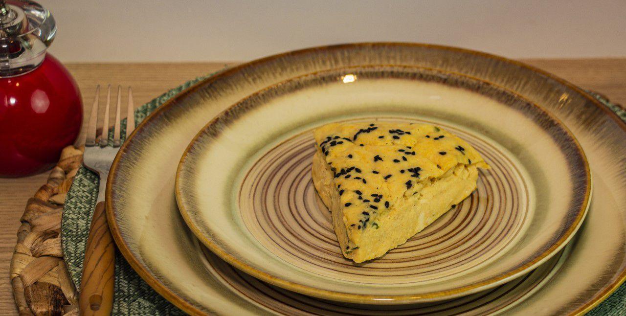 Torta Proteica de Frango