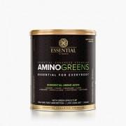 AMINO GREENS LATA 240G - ESSENTIAL NUTRITION
