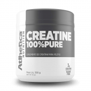 CREATINA 100% PURE (300G) - ATLHETICA NUTRITION