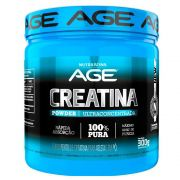 CREATINA POWER ULTRACONCENTRADA AGE 300G - NUTRILATINA