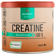 CREATINE 100% 300G- NUTRIFY