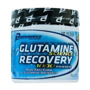 GLUTAMINA SCIENCE RECOVERY 300G - PERFOMANCE NUTRITION