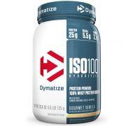 ISO 100 WHEY PROTEIN ISOLADO HYDROLYZED 725G (1.6 LBS) - DYMATIZE