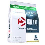 ISO 100 WHEY PROTEIN ISOLADO HYDROLYZED STEVIA 2,7KG (6LB) - DYMATIZE