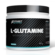 L-GLUTAMINE 300G - FITFAST NUTRITION