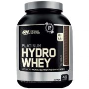 PLATINUM HYDRO WHEY TURBO CHOCOLATE 1500G - OPTIMUM NUTRITION