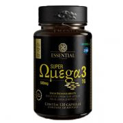 SUPER OMEGA 3 TG 120CAPS - ESSENTIAL NUTRITION