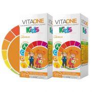 VITAONE KIDS KIT 2X POLIVITAMÍNICO INFANTIL 240ML  - ONE FARMA