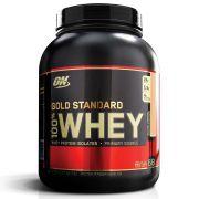 WHEY GOLD STANDARD 2,270G (5LB) - OPTIMUM NUTRITION sabor Salted Caramel (Caramelo Salgado)