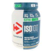 WHEY ISO 100 NATURAL VANILA 725G - DYMATIZE