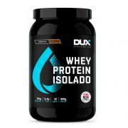 WHEY PROTEIN ISOLADO 900G - DUX NUTRITION