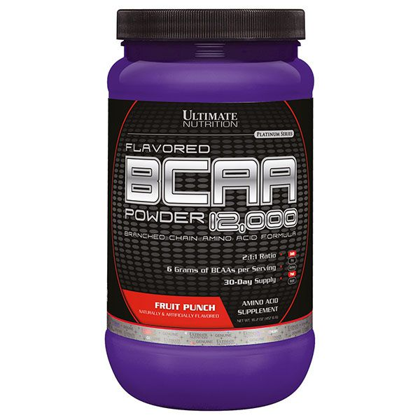 BCAA 228G - ULTIMATE NUTRITION