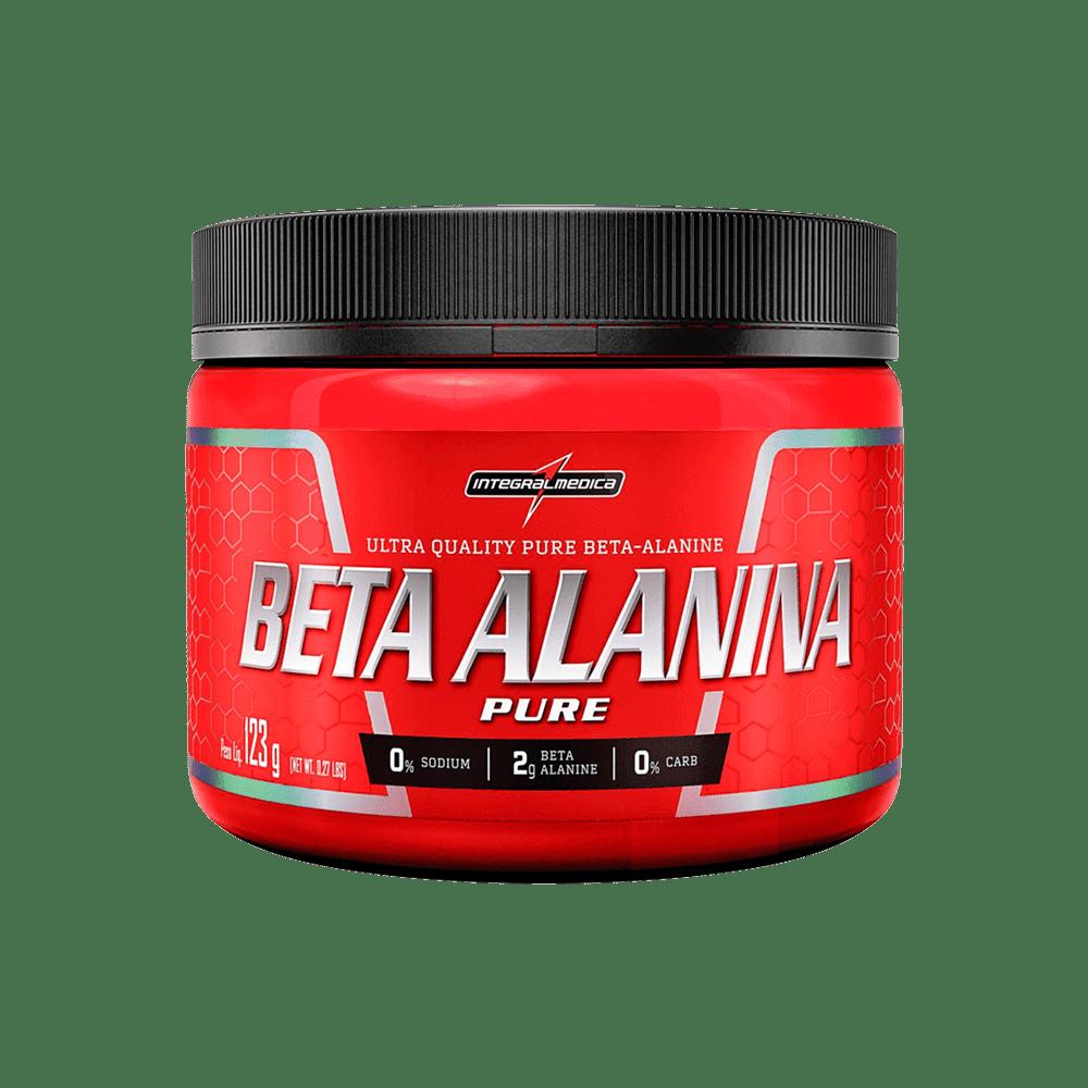 BETA ALANINA PURE 123G - INTEGRALMEDICA