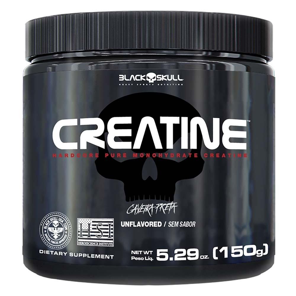 BLACK SKULL CREATINE 150G